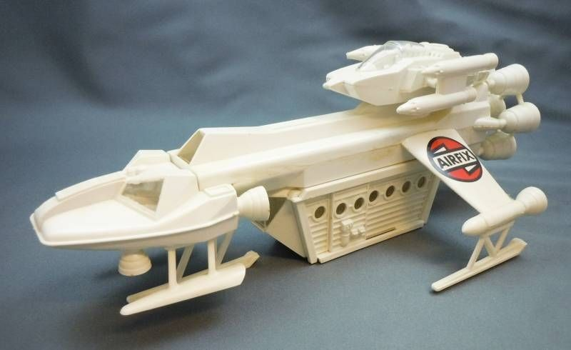 The World of Gerry Anderson - Maquette plastique Airfix - Starcruiser 1