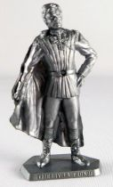 Thierry la Fronde - Figurine MC Caiffa - Thierry en habit de cour avec cape