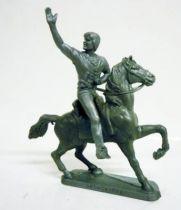 Thierry la Fronde - Premium Plastic figure - mounteds - Thierry la Fronde