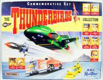 Thunderbirds -  Matchbox - Commemorative Set of 5 Diecast Vehicles (TB1, TB2, TB3, TB4 & FAB1)