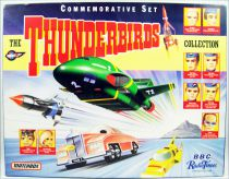 Thunderbirds -  Matchbox - Commemorative Set of 5 Diecast Vehicles (TB1, TB2, TB3, TB4 & FAB1)