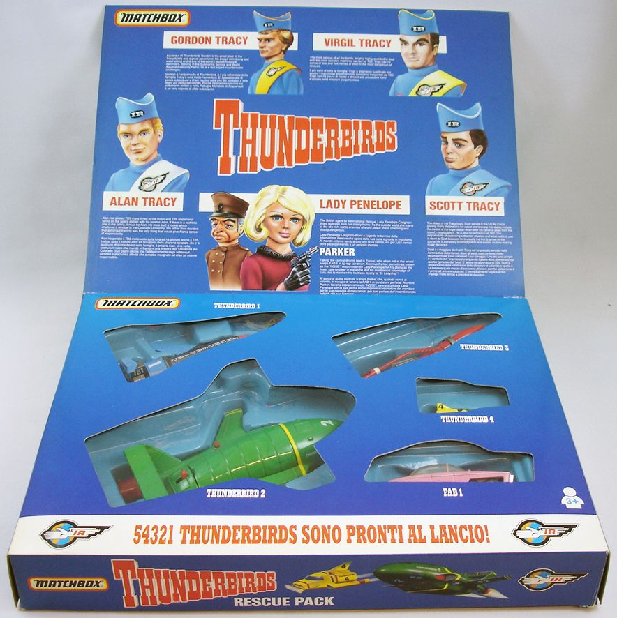 thunderbirds____matchbox___rescue_pack_set_de_5_vehicules_metal_tb1__tb2__tb3__tb4___fab1__3_