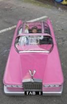 Thunderbirds - 1:4 Scale FAB1 Lady Penelope\'s Rolls Royce