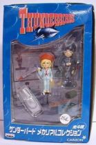 Thunderbirds - Banpresto - PVC Mini Figures + Rolls Royce Fab1 Diecast