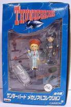 Thunderbirds - Banpresto - PVC Mini Figures + Rolls Royce Fab1 Diecast