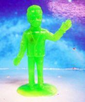 Thunderbirds - Comansi - Jeff Tracy (green)