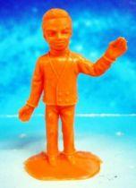 Thunderbirds - Comansi - Jeff Tracy (orange)