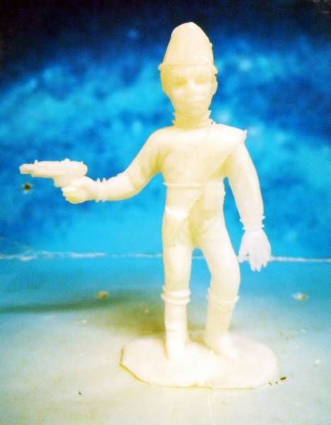 Thunderbirds - Comansi - Virgil Tracy (white)