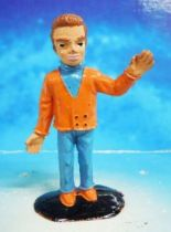 Thunderbirds - Comansi (Figurine Peinte) - Gordon Tracy (en civil)