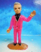 Thunderbirds - Comansi (Figurine Peinte) - Jeff Tracy #5