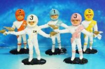 Thunderbirds - Comansi (Figurine Peinte) - Space Mission #4