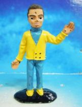 Thunderbirds - Comansi (Figurine Peinte) - Virgil Tracy (en civil)