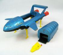 Thunderbirds - Dinky Toys Ref.101 - TB2 & TB4 Diecast (4th Version) Loose