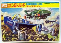 Thunderbirds - IMAI Model Kit - Excavator 01