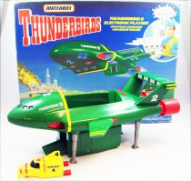 Thunderbirds - Matchbox - 17\'\' Electronic TB2 & TB4 (in box)