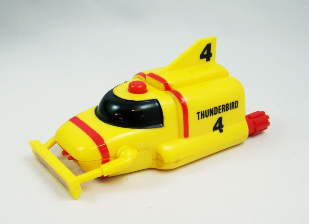 Thunderbirds - Matchbox - TB2 Electronique 43cm & TB4 (Occasion) 05