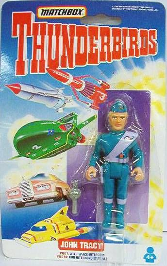 Thunderbirds - Matchbox - John Tracy