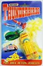 Thunderbirds - Matchbox - TB41 Pull Back Action Vehicle (Mint on card)