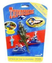 Thunderbirds - Vivid - \'\'Attack of the Alligators\'\'