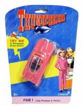 Thunderbirds - Vivid - FAB1 Soundtech (mint on card)
