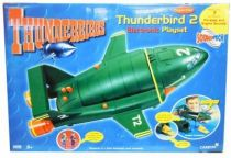 Thunderbirds - Vivid - TB2 \'\'Supersize\'\' Electronic Playset (loose in box)