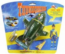 Thunderbirds - Vivid - TB2 Soundtech with TB4 & Mole (mint on card)