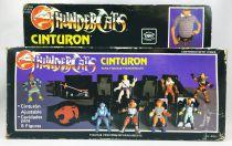 Thundercats - Kidworks (IGA) - Lion-O Transport Belt (cinturon) loose with box