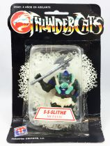 Thundercats - Kidworks (Unitoys) Miniatures - S-s-slithe (mint on card)