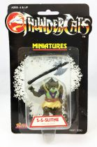 Thundercats - Kidworks Miniatures - S-s-slithe (mint on card)