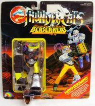 Thundercats - LJN - Berserker Hammerhand (mint on card)