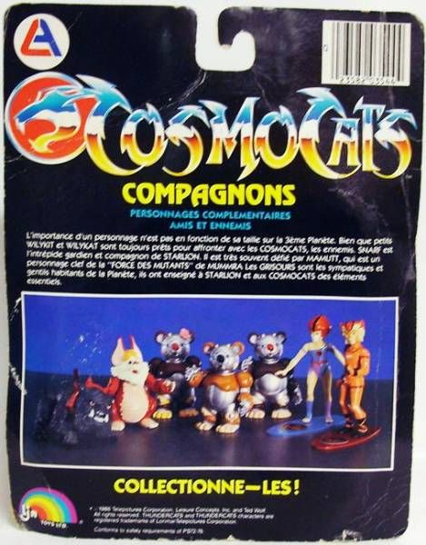 Thundercats - LJN - Ma-Mutt (mint on card)