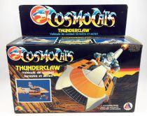 Thundercats - LJN - Thunderclaw (loose with box)