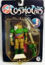 Thundercats - LJN - Tuska Warrior (mint on card)