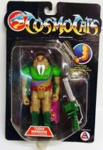 Thundercats - LJN - Tuska Warrior (mint on french card)