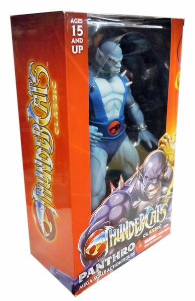 ThunderCats - Mezco - Panthro Mega Scale Action Figure (14-Inch)
