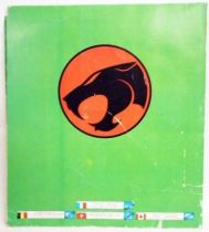 Thundercats - Panini Stickers collector book