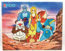 Thundercats - Puzzle MB 100 pieces - Thundercats & Berbils (ref.3417-23)