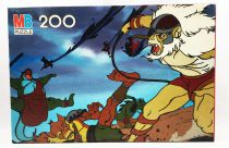 Thundercats - Puzzle MB 200 pieces - The Mutants (ref.4577-4)