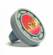 Thundercats - Visiomatic Lion-O\'s ring (with message)
