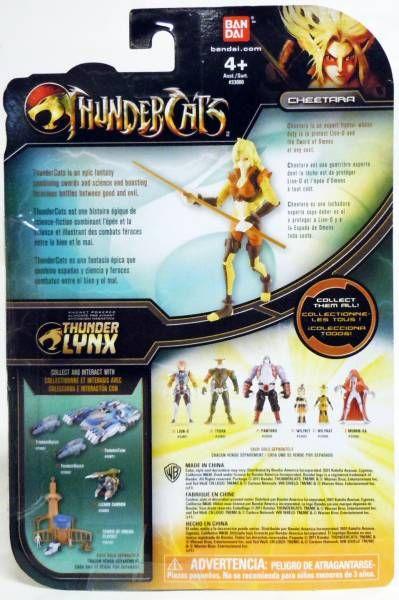 Thundercats (2011) - Bandai - Cheetara