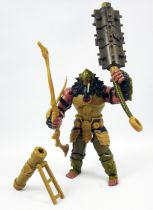 "Thundercats (2011) - Bandai - Grune the Warrior ""Deluxe\"" (loose)"
