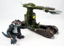 Thundercats (2011) - Bandai - Lizard Cannon & Lizard (loose)