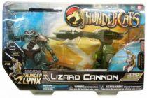 Thundercats (2011) - Bandai - Lizard Cannon (with Lizard)