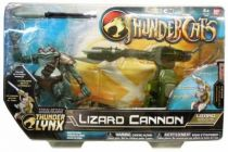 Thundercats (2011) - Bandai - Lizard Cannon (with Lizard)