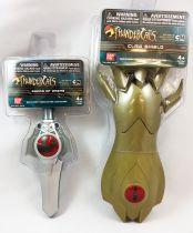 Thundercats (2011) - Bandai - Sword of Omens & Claw Shield