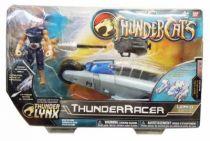 Thundercats (2011) - Bandai - ThunderRacer (with Lion-O)