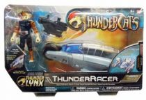 Thundercats (2011) - Bandai - ThunderRacer (with Tygra)