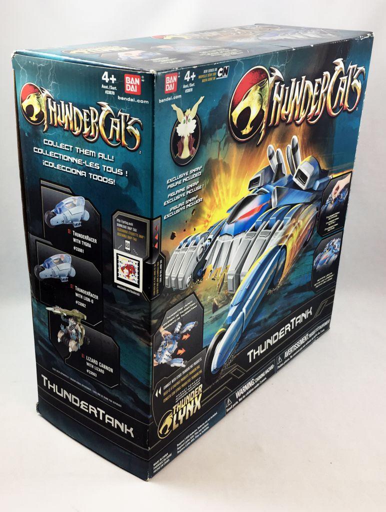 Thundercats (2011) - Bandai - Thundertank & Snarf
