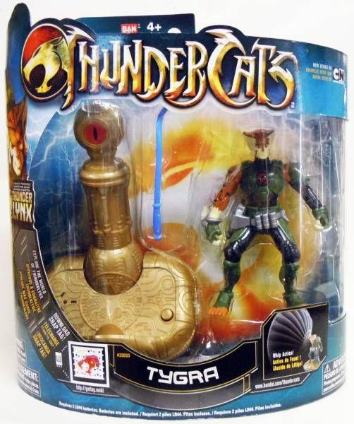 Thundercats (2011) - Bandai - Tygra (Deluxe)