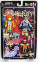 Thundercats (Cosmocats) - Art Asylum Minimates - Lion-O, Mumm-Ra, Lord Jaga, Grune, Ma-Mutt